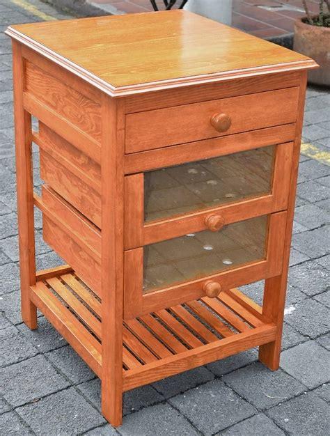 Mueble Auxiliar De Cocina Para Verduras Y Frutas   $ 1,850 ...