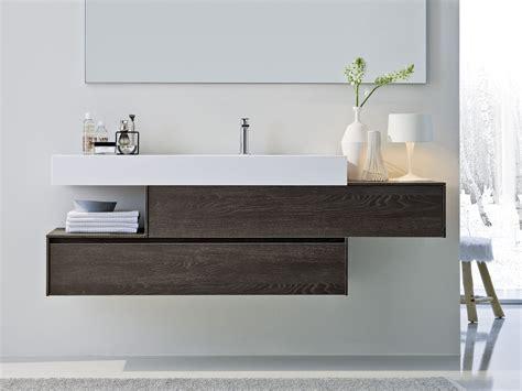 Mueble bajo lavabo con cajones con espejo COMP N02 ...