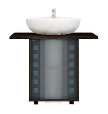 mueble bajo lavabo con pedestal 2 | Lavabo de pedestal ...