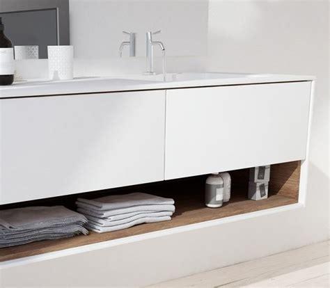 Mueble Baño Corian a medida con Lavabo de diseño 506 ...
