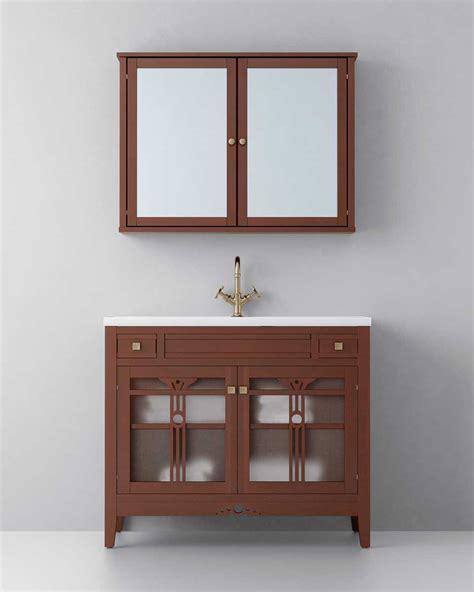 mueble baño rustico LIRA Color 27   Avila Dos