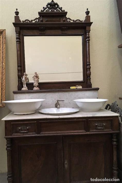 mueble baño s.xix   Comprar Muebles Auxiliares Antiguos en ...