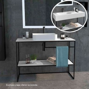 Mueble baño sin lavabo