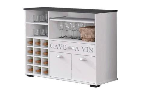 #Mueble #buffet botellero moderno color blanco. Un mueble ...