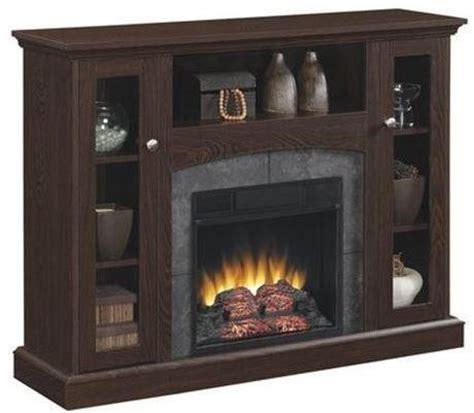 Mueble Calefactor Chimenea Eléctrica Contemporánea 121cm R ...