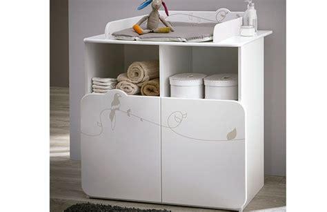 Mueble cambiador bebe con dos puertas y dibujo jungla ...