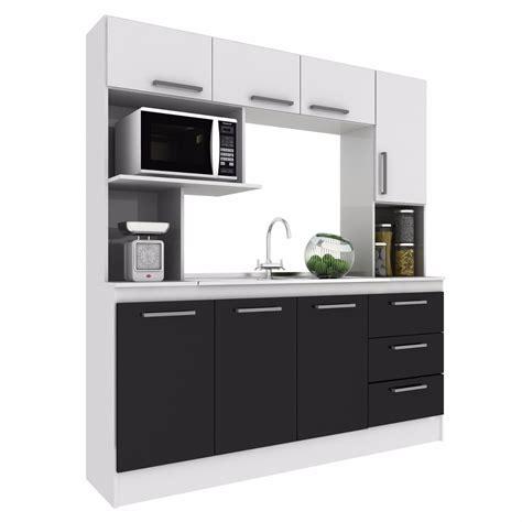 Mueble Cocina Compacta Napoles Sensacion   $ 3.999,00 en ...