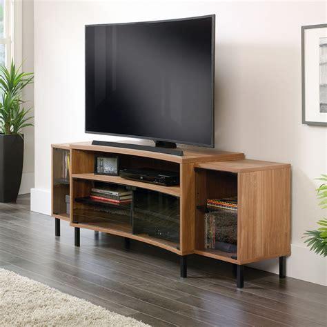 Mueble curvo para tv sauder   Sears