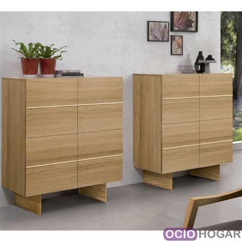 Mueble de almacenaje en madera maciza Horizon Oliver B ...