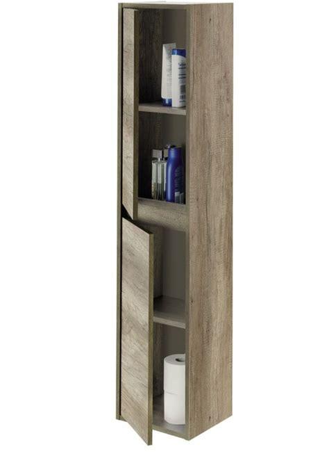 Mueble De Baño Columna 2 Puertas | Las mejores ofertas de ...