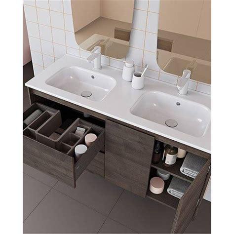 Mueble de baño con lavabo cerámico 120cm Alfa Royo ...