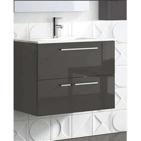 Mueble de baño con lavabo cerámico 60cm Easy Royo C0071196 ...