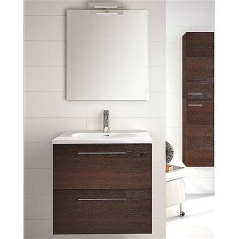 Mueble de baño con lavabo cerámico 70cm Easy Royo C0071201 ...