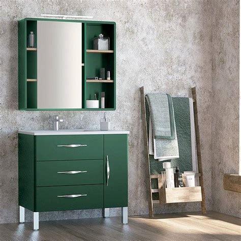 Mueble de baño de Campoaras Tecia con patas 3 cajones 1 ...