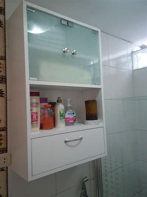 Mueble De Baño De Melamina   S/ 190,00 en Mercado Libre