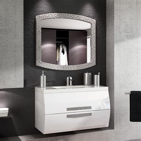 Mueble de baño diseño craquelé