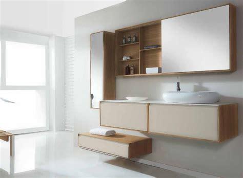 Mueble de Baño. Dos muebles en nogal blanco con gris hielo ...