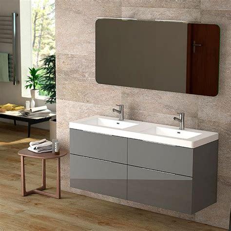 Mueble de baño Galsaky Coycama suspendido de 140cm ...