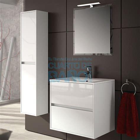 Mueble de baño NOJA Salgar 70 cm con LAVABO | Bathroom ...