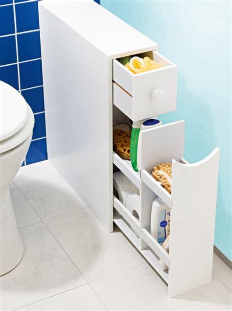 Mueble de baño organizador 16 cm de ancho de madera ...