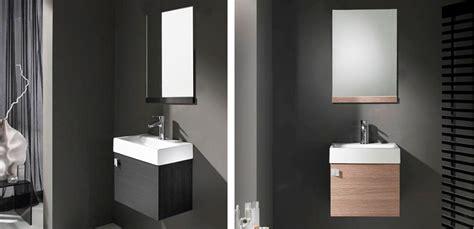 Mueble de baño París, ideal para baños pequeños | Ferrolan