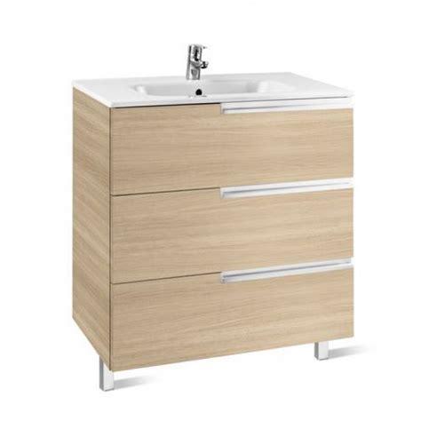 Mueble de baño Roca Victoria N Family Roble