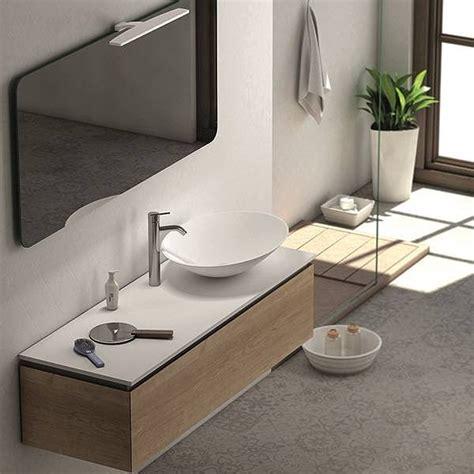 Mueble de baño Sigma 1 suspendido con tapa de Coycama ...
