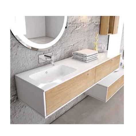 Mueble de baño suspendido Bahía modular de Inve ...