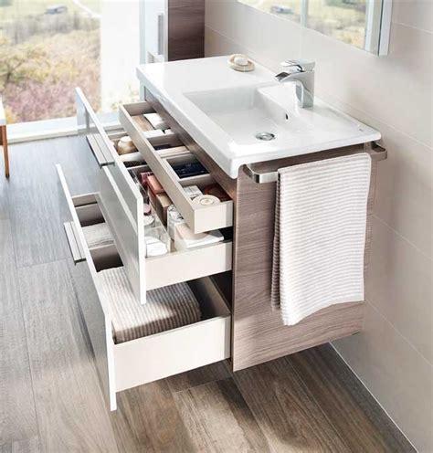 Mueble de baño Unik Prisma de Roca 2 cajones | Baño Decoración