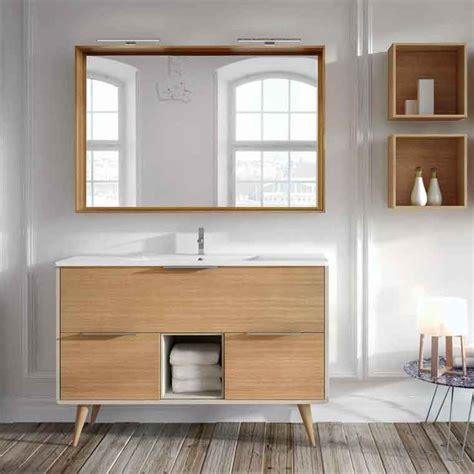 Mueble de Baño Vintage 120 cm. 3C y Caja, de la serie ...