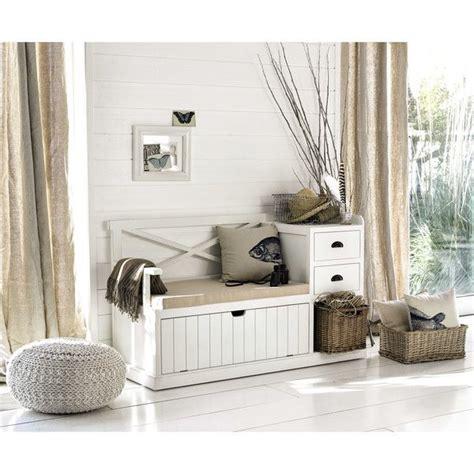 Mueble de entrada blanco | Recibidores | Muebles de ...