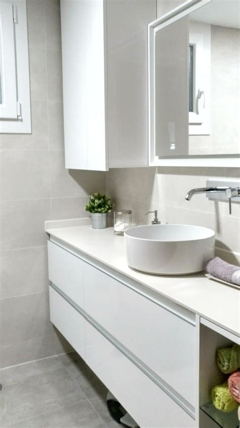 Mueble de lavabo a medida   aqua