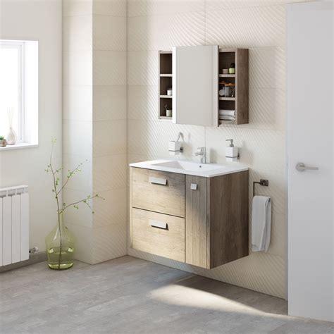 Mueble de lavabo ALICIA Ref. 18372095   Leroy Merlin