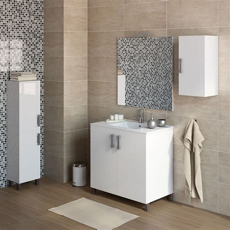 Mueble de lavabo ECO Ref. 16730952   Leroy Merlin