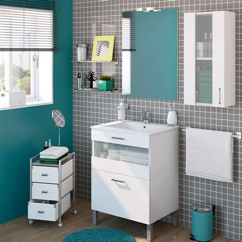 Mueble de lavabo FOX Ref. 16729944   Leroy Merlin