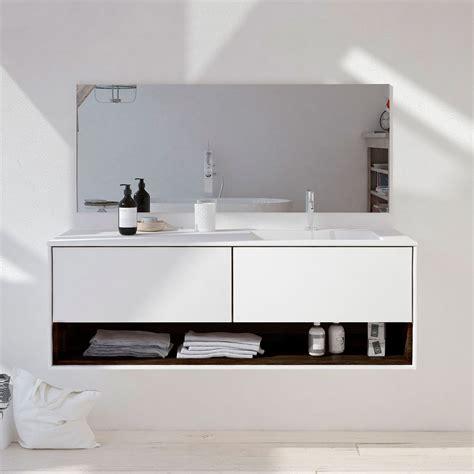 Mueble de MDF a Medida con 3 Cajones + 1 Lavabo desplazado ...
