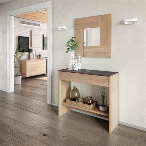 Mueble de recibidor Consola en 2020   Mueble recibidor ...