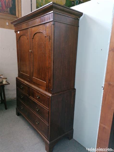 mueble de roble de estilo inglés original   Comprar ...