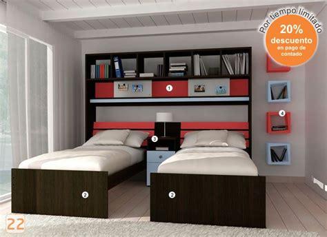 Mueble: escritorio placard cama juveniles infantiles ...