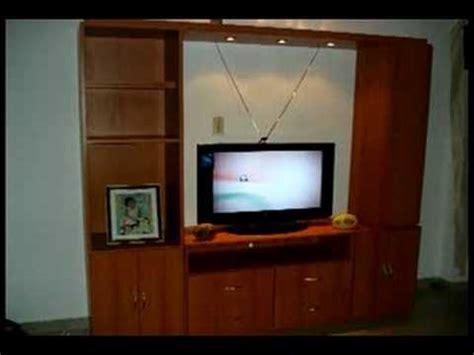Mueble funcional de Madera   YouTube