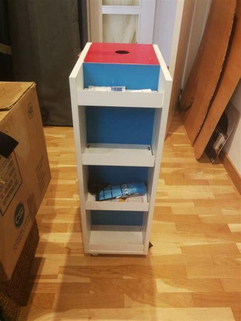 Mueble lavabo o auxiliar Ikea de segunda mano por 18 € en ...