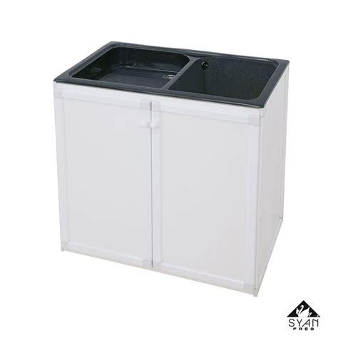 Mueble lavadero pila aluminio Thor   Online