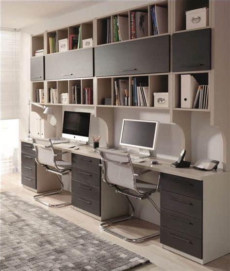 Mueble oficina escritorio doble | Office | Pinterest ...