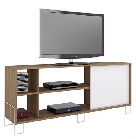 Mueble Pantalla Tv Minimalista Centro De Entretenimiento ...