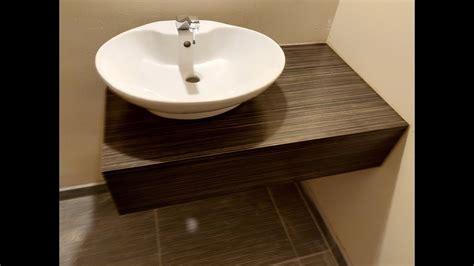 Mueble para baño, base para ovalin   YouTube