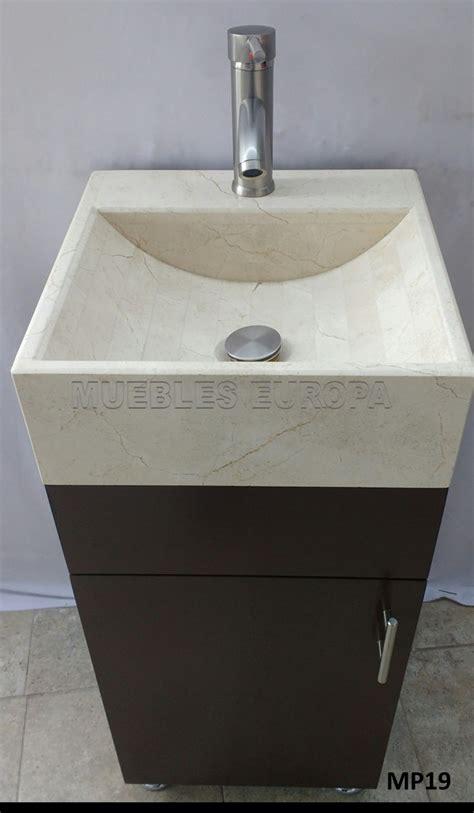 Mueble Para Baño Con Lavabo Marmol Moderno Diseño ...