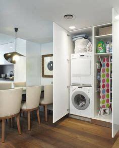 Mueble para lavadora y secadora | cocinas | Muebles ...