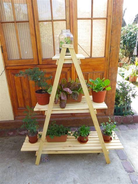 Mueble Para Plantas Huerto Urbano   $ 60.000 en Mercado Libre