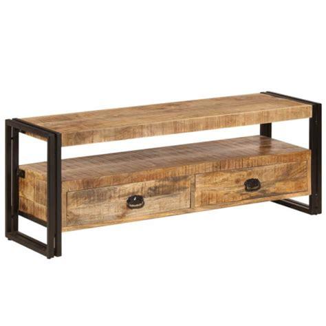 Mueble para TV 120x30x45cmmaderamaciza demango Vida XL ...