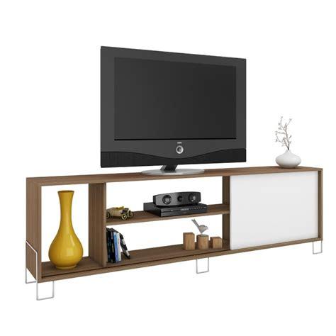 Mueble para Tv BRV BR 33 47 color Blanco con Roble   Famsa ...